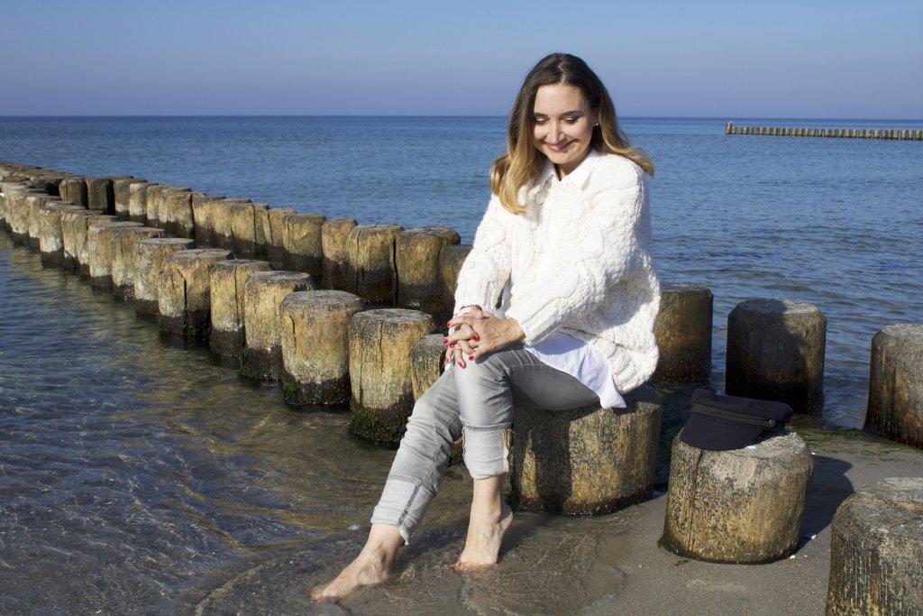 Peggy Patzschke am Meer01